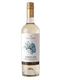 Vino Blanco Santa Carolina Reserva Sauvignon Blanc - 750 ml