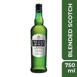 Whisky William Lawson's 750 mL