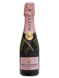 Champagne Moet Chandon Rose 375 Ml