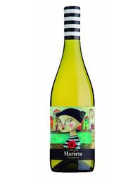 Vino Blanco Albariño Marieta 750 mL