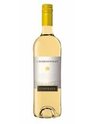 Vino Blanco Chardonnay Contenda 750mL