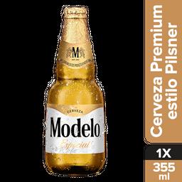 Modelo Cerveza Especial