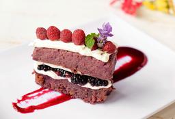 Cheesecake de Camote Morado