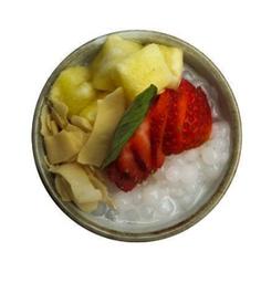 Pudding de Tapioca