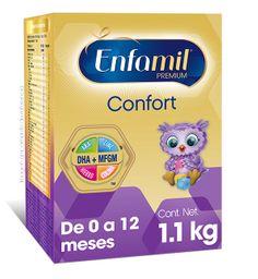 Fórmula Para Lactantes Enfamil Premium Confort 2 Bolsas 550G