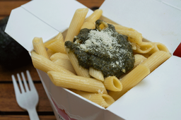 Pasta Salsa Pesto