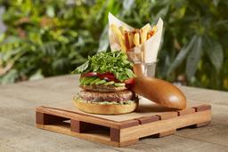 Ahí Tuna Burger