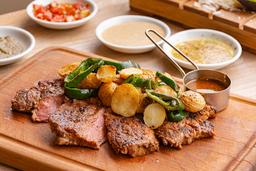 Oven Roasted New York Steak