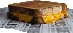 Sándwich Grilled Cheese