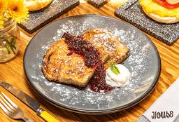 Crunchy Pan Francés