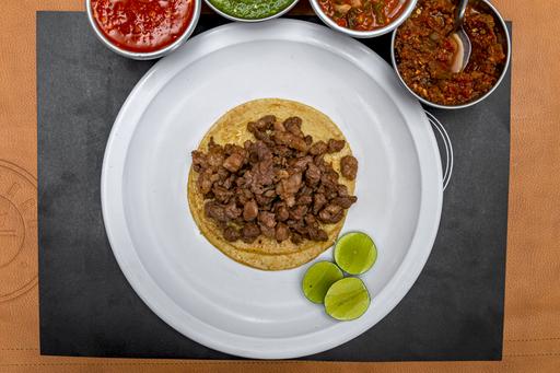 Tacos Asado