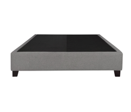Base queen size  Marquelia - Gris