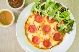 Pizza Healthy Sin Pan