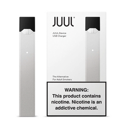 Device Juul Silver