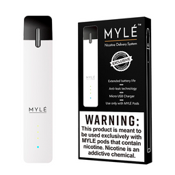 Device Myle Elite White