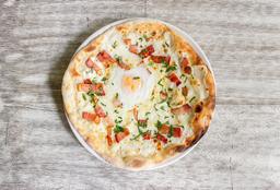 Pizze Carbonara