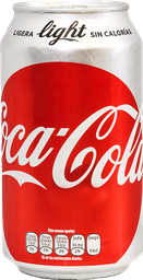 Coca Light 355 Ml