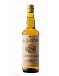 Whisky Mc Harrison Blended Scotch - 700 mL