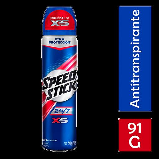 Speed Stick Antitranspirante En Spray MenX5 Multiprotect