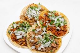 Orden Tacos Carne al Pastor