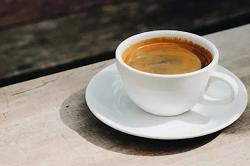 Café Americano con Crema