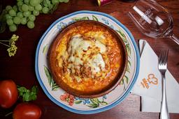 25% Off Lasagna Bolognesa
