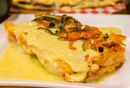 Lasagna Poblana