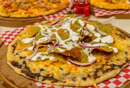 Chilaquili Pizza