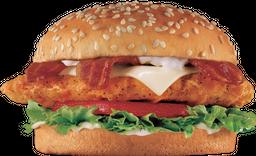Bacon Swiss Crispy Big Chicken Fillet