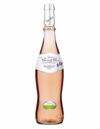 Vino Rosado Pierre & Paul Cotes De Provence Organico - 750 mL