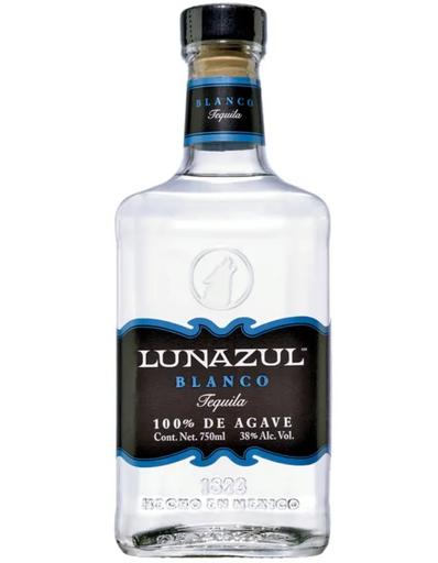 Tequila Lunazul Blanco - 750mL