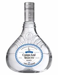 Tequila Campo Azul Selecto Blanco 750 mL