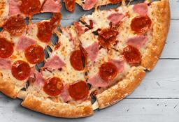 Pizza Grande Dúo Clásico