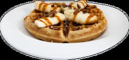 Waffle con Cajeta