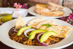 Huevos Oaxaca