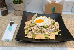 40% OFF Healthy Chilaquiles