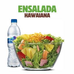 Combo Ensalada Hawaiana con Pollo