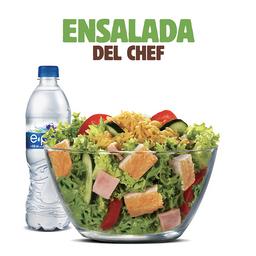 Combo Ensalada del Chef