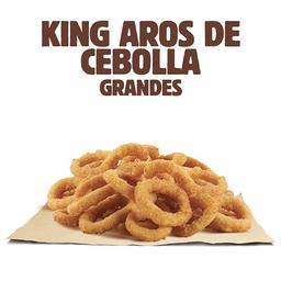 King Aros de Cebolla Grandes