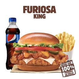 Combo Furiosa King