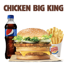 Combo Chicken Big King®