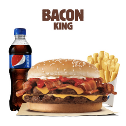 Combo Bacon King