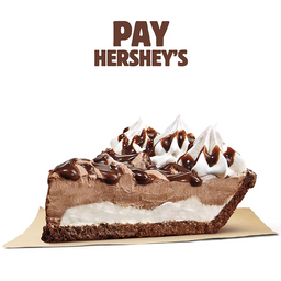 Pay Hersheys