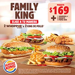 Family King ® $169