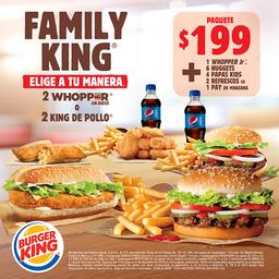 Family King ® $199