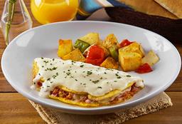 Omelette Toscano