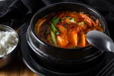 Sopa de Kimchi