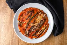 Pancake de Kimchi