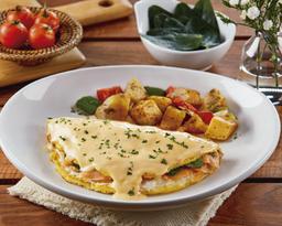 Paquete Omelette Noruego