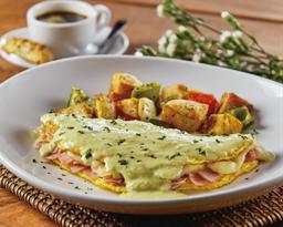 Paquete Omelette Alfredo Serrano
